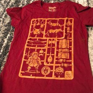Dungeons & Dragons t shirt